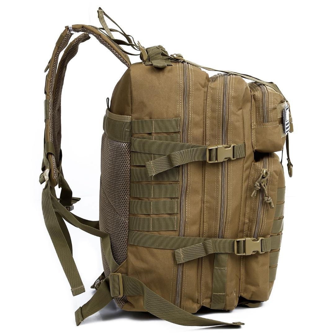 5561801b40 LJL 34L Tactical Assault Pack Backpack Army Molle Waterproof Bug Out ...