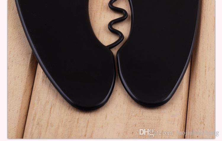 Criar O Olhar DIY PP A Trança Centípede Crisscrosser Preto Peixe Boca Cabelo Tranças Pigtail Ferramentas de Estilo de Cabelo Livre-grátis