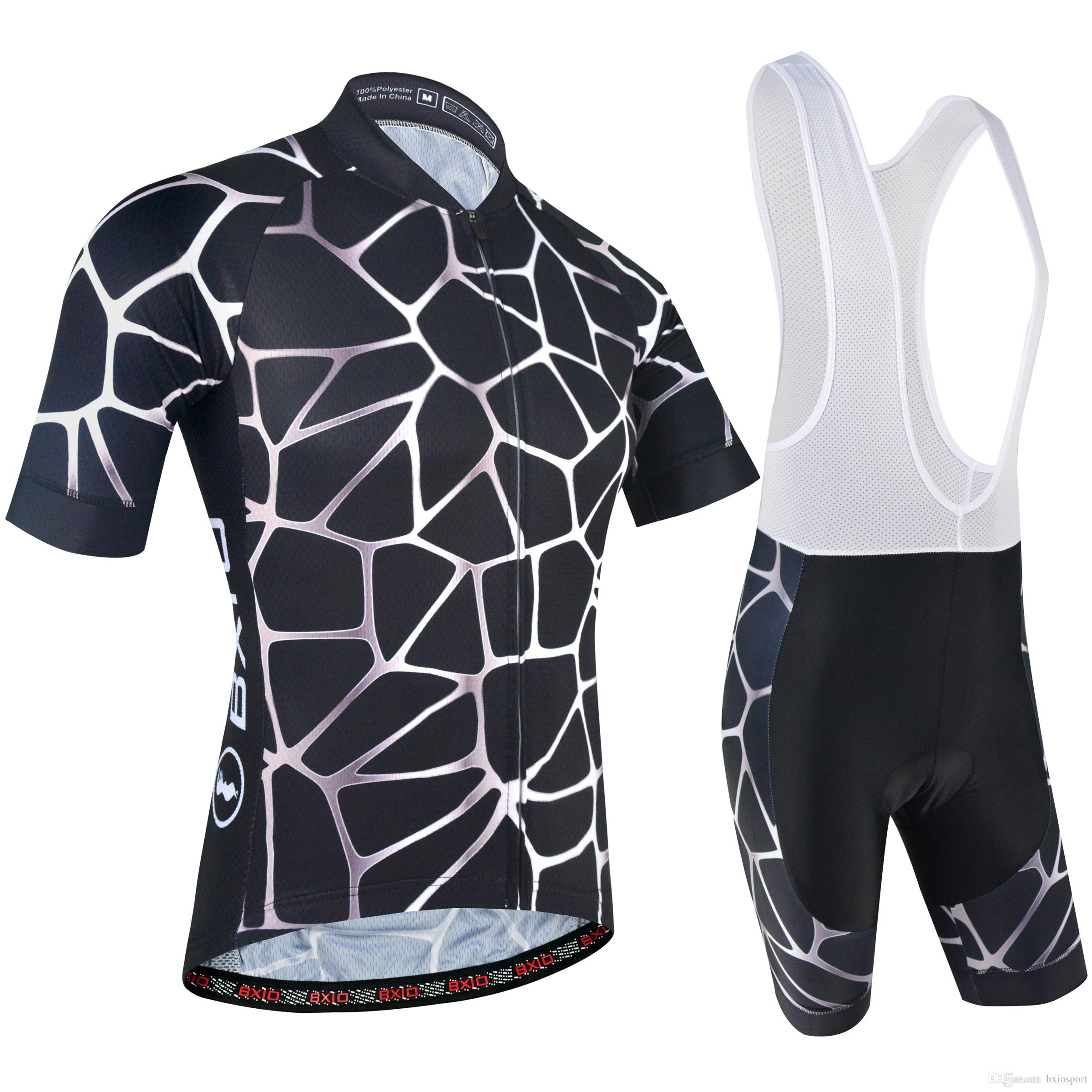 2018 BXIO Brand Cycling Jerseys Two Sides Pineapple Breathable Mesh Bikes  Clothes Cool Summer Cycling Clothing Ropa Ciclismo Hombres BX 172 Biking  Jerseys ... 7481ec511