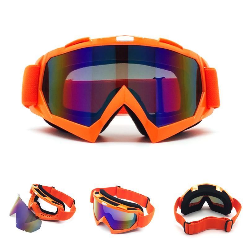 Compre Óculos De Esqui Para Snowmobile Óculos À Prova De Vento Máscara Anti Uv400  Óculos De Sol Óculos Anti Fog Mulheres Homens Inverno Neve Grande Óculos ... a77ceac6af