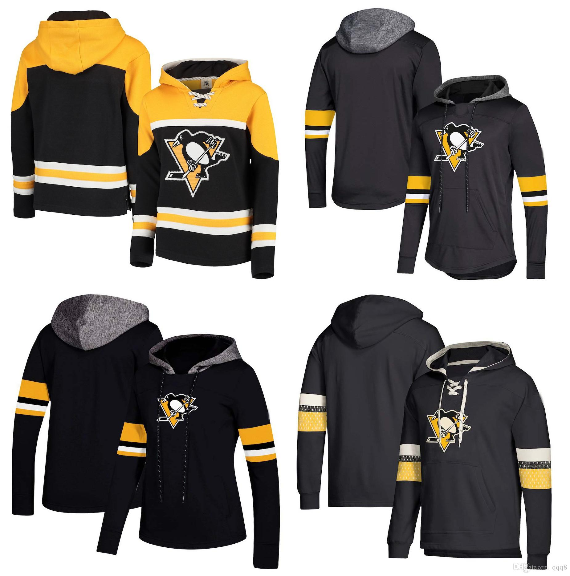 2e39043e6da 2019 2019 Pittsburgh Penguins Hoodie Sidney Crosby Jake Guentzel Phil  Kessel Malkin Rust Maatta Dumoulin Hagelin Jarry Stitched Hockey Pullover  From Qqq8