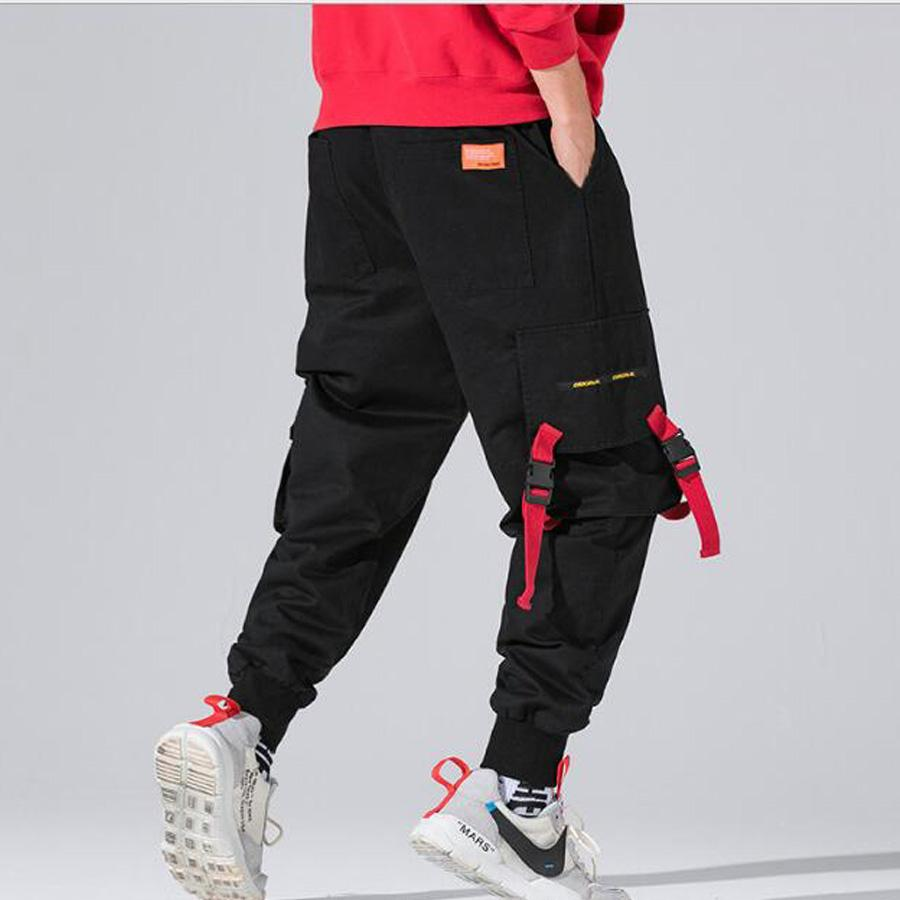 Acheter Cargo Décontractés Hommes Pantalons Hop Pour Hip ZqHZP6