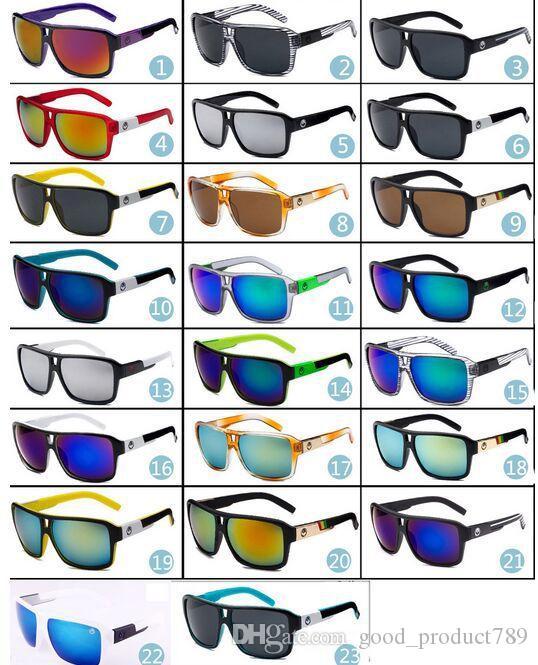 e8cd6609ca33a Compre Novos Óculos De Sol Da Moda Óculos De Sol Do Esporte UV400 Óculos De  Sol Da Marca Designer DRAGÃO QUENTE Óculos De Sol Ao Ar Livre Esportes JAM  K008 ...