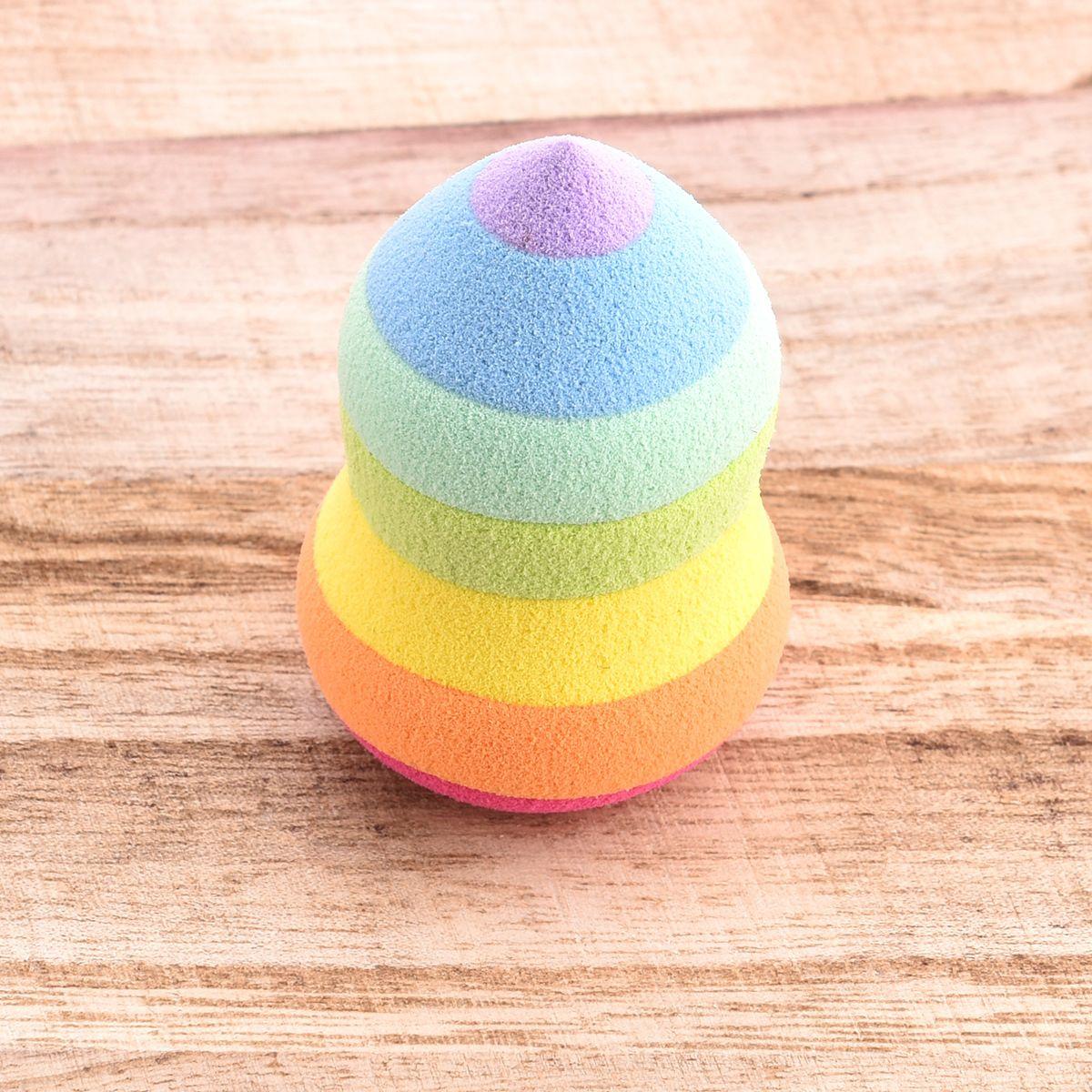 GUJHUI blender Waterdrop Makeup Sponge Puff BB Cream Cosmetic Puff Blending Foundation Make Up Tools