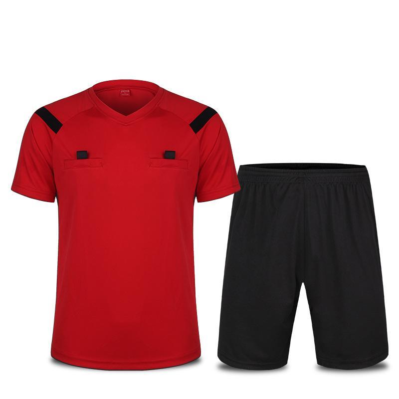 5d2d0d3cd 122021 2017 Soccer Referee Jersey Judge Uniform Professional Soccer Referee  Clothing Football Jersey Jersey Jerseys Jersey 2017 Jersey Referee Online  with ...