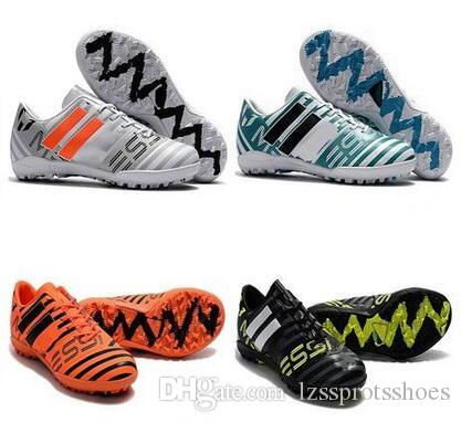 5be4bc588 2019 New 2018 100% Original Nemeziz Messi Tango 17.3 IC Soccer Shoes Mens  Soccer Boots Indoor Soccer Cleats From Lzssprotsshoes, $81.22 | DHgate.Com