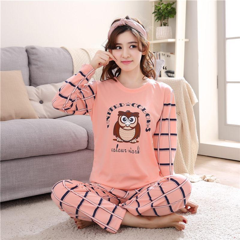2019 Luxurious Women Pajama Set 2018 Faux Silk Lace Ladies Pajamas Female  Pijamas Silky Sleep Lounge Woman New From Happpyzone 99367b711
