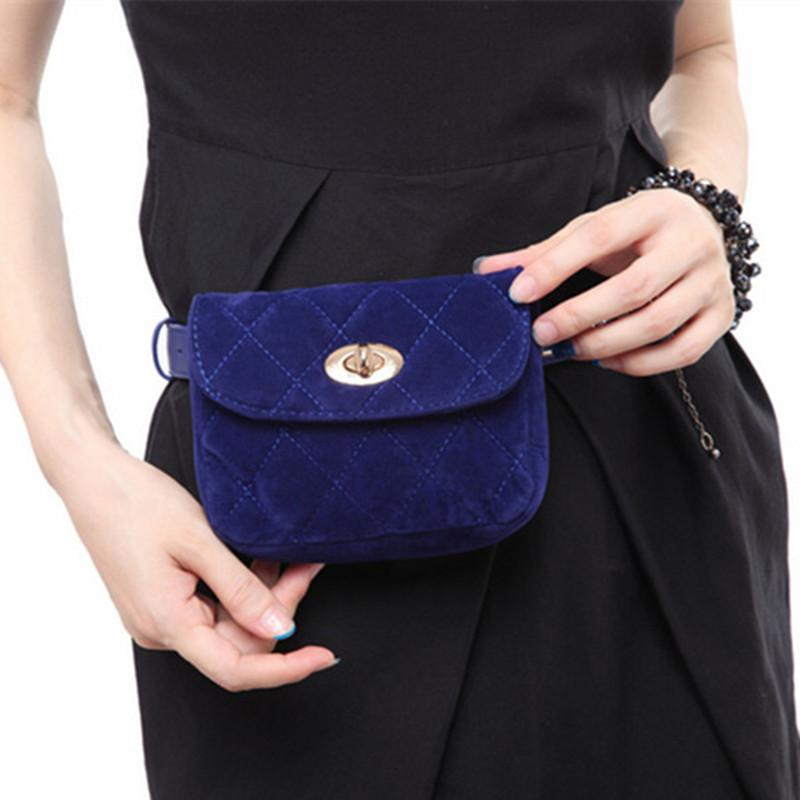 9457d0b044f Fashion Waist Fanny Pack Belt Bag Pouch Velvet Lock Bag Travel Hip Bum  Womens Small Purse Book Bags School Backpacks From Croftte, $35.99|  DHgate.Com