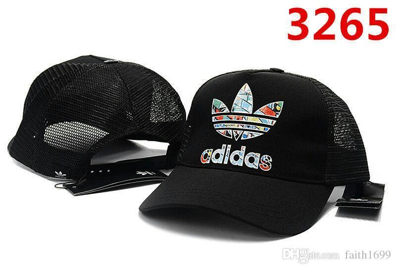Compre Nueva Marca Para Hombre Sombreros De Diseño Ajustable Gorras De  Béisbol De Lujo Sombrero De Moda Señora Verano Camionero Cas Quette Mujeres  Ocio Cap ... 34a8d91e1db