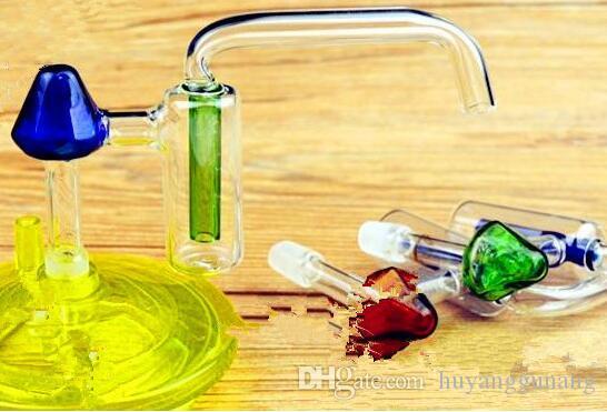 accessoires Narguilé [diamant] carte du filtre en gros brûleur Bongs huile Pipes eau en verre Tuyau d'huile Rigs fumeur