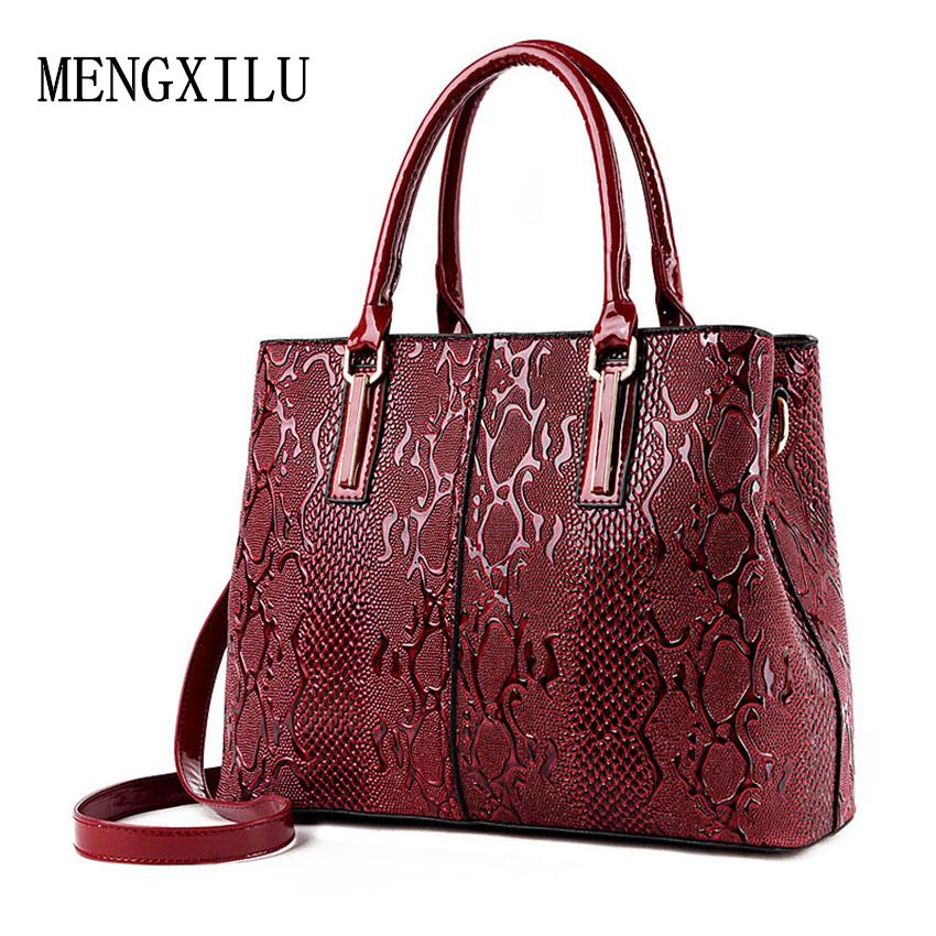 7b194c7978 Fashion Serpentine Ladies Hand Bags Luxury Handbags Women Crossbody ...