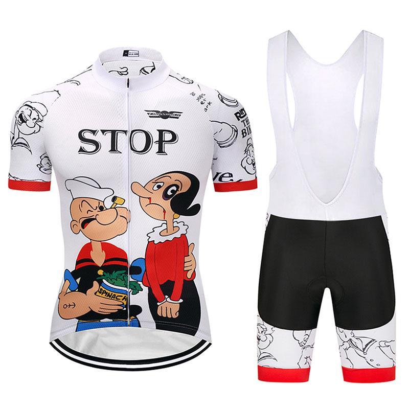 Crossrider 2018 Hombres De Dibujos Animados Ciclismo Jersey MTB Camisa Ropa  De Bicicleta Conjunto Corto Ropa Ciclismo Bike Wear Ropa Maillot Culotte  Por ... 075ac91ecaec8