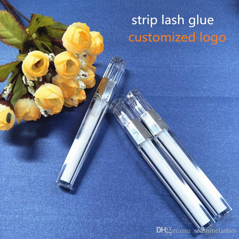 f5645d9495d Seashine New Eyelash Glue Clear White Color Makeup Mink Eyelashes ...