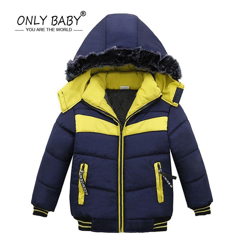 best service ac60f ba7cf Kinder Winter Jacke Kinder Daunenjacke Jungen Kleidung Schnee Wear Boy Long  Coat Windjacke Mäntel Jungen Jacken Für Jungen 2 3 4 Jahr