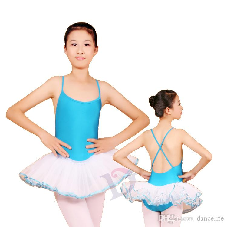 b48f839f2031 2019 In Stocks Child Two Tone Cami Ballet Tutu C2214 Wholesale ...