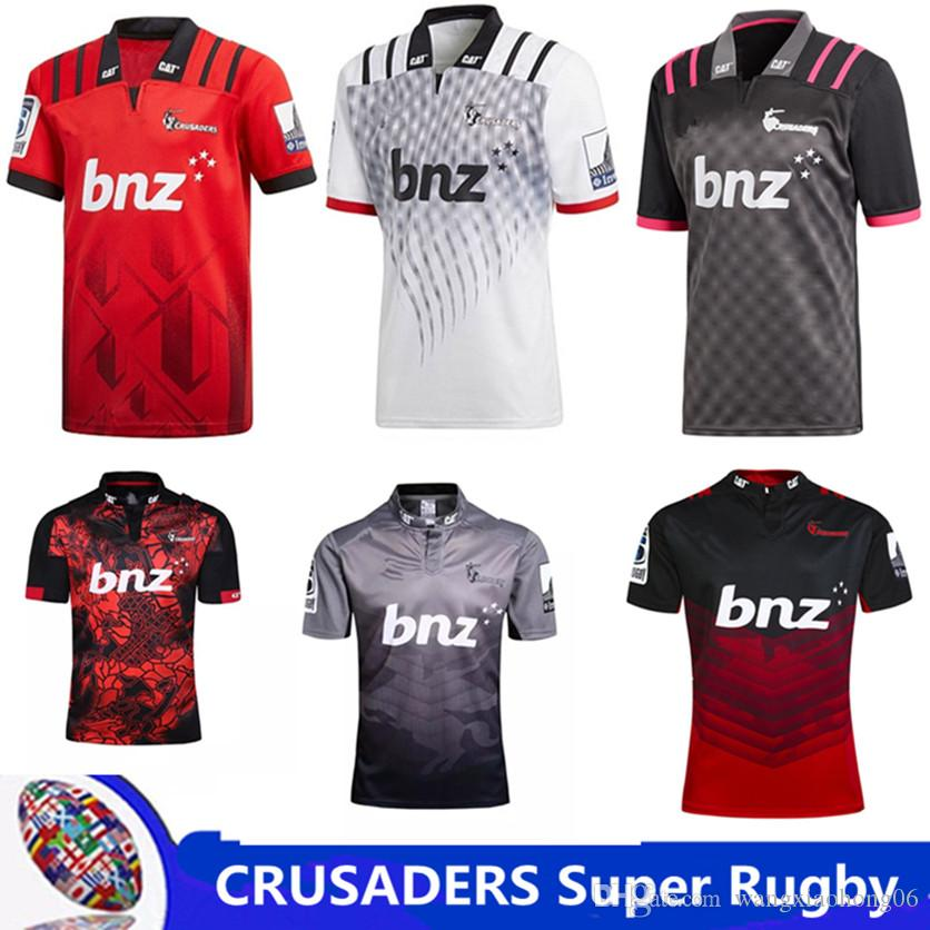 ea482079ac5 2017 Crusaders Rugby Jerseys Home Away Jerseys 16 17 New Zealand Top  Quality Euro Size S-3XL Australia Irish New Zealand Online with  $22.49/Piece on ...