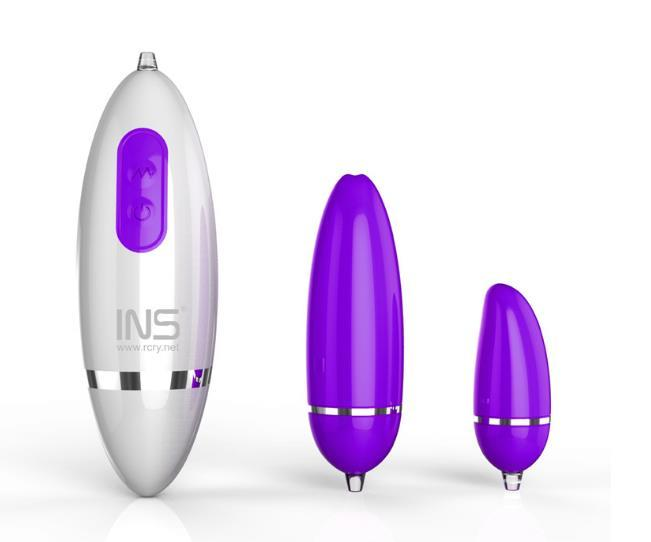 DHL-Massage Double Jump Eggs Frequency Double egg Sexy Toys Sex Machine for Women Masturbation Egg 40mm-70mm Wholesale