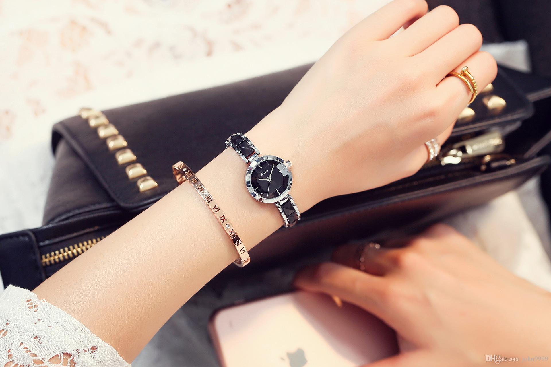 New Korean Ladies Fashion Small Bracelet Watch Students Waterproof Quartz Watch