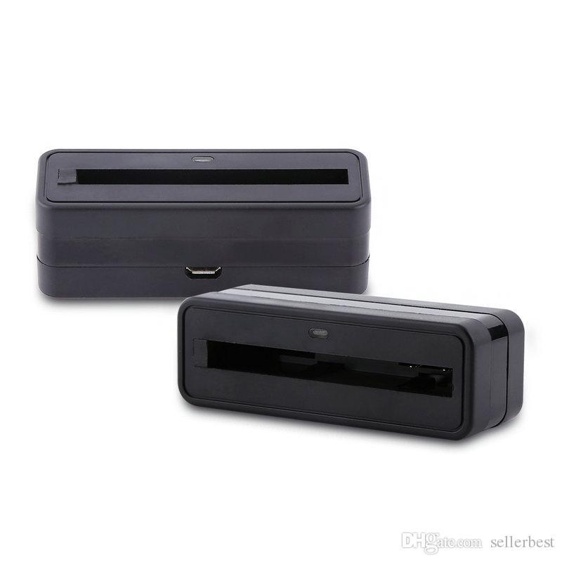 H990N, F800 için, BL-44E1F Pil Şarj Cradle Şarj için USB Masaüstü Dock Tutucu Standı Ücretsiz Kargo ile