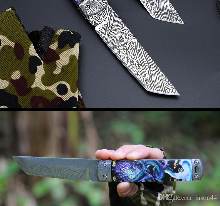 new style OEM Cowhide sheath fixed blade knife Excellent tactical knife Anti-skid rubber handle K sheath hunting camping knife wholesale