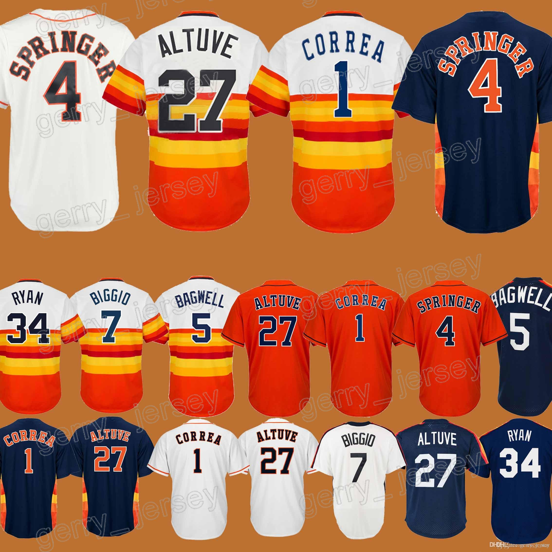the latest 3ccc4 03460 low price 4 george springer jersey bc17c 9795a