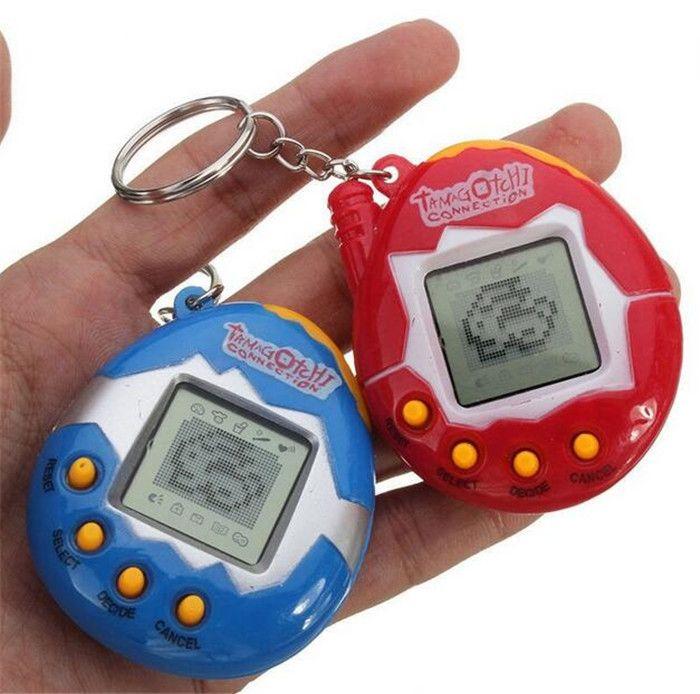 Электронные pet Tamagochi игрушки старинные виртуальный питомец кибер-игрок игры Тамагочи цифровой Pet ребенок игрок