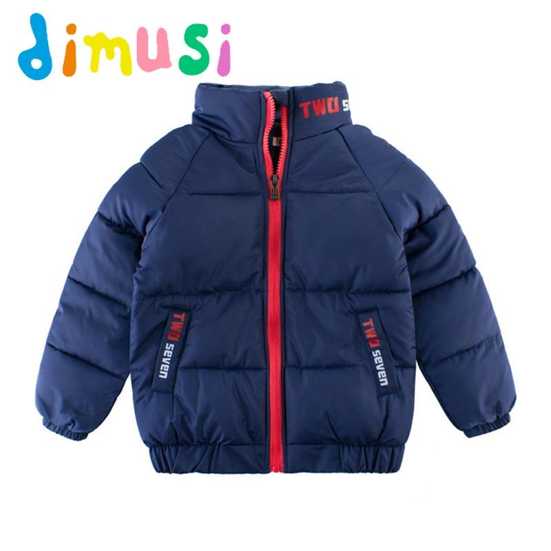 meet 1592e 45516 DIMUSI Winter Jungen kurze DownParkas verdicken warme Windjacke Jungen  Kapuzenjacke Windjacke Kinder warme Mäntel BC184