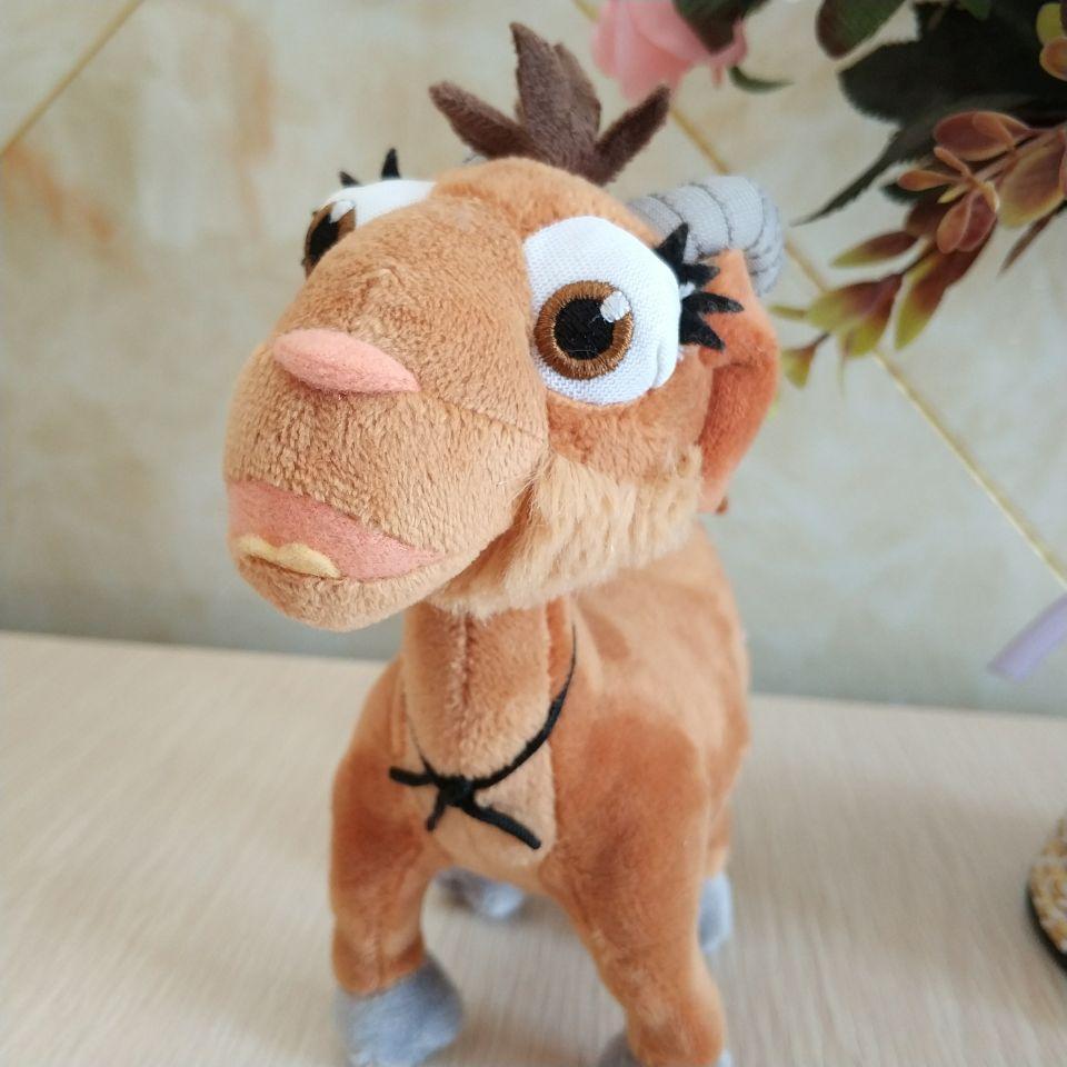 2019 Ty Beanie Babies 6 15cm Ferdinand Lupe The Goat Plush Regular