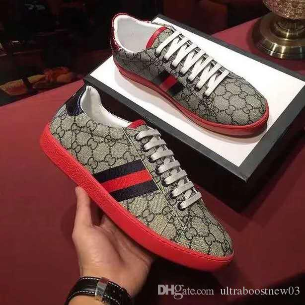 695ace14446d5 New Fashion Men Luxury Designer Shoes for Women with Top Quality ...