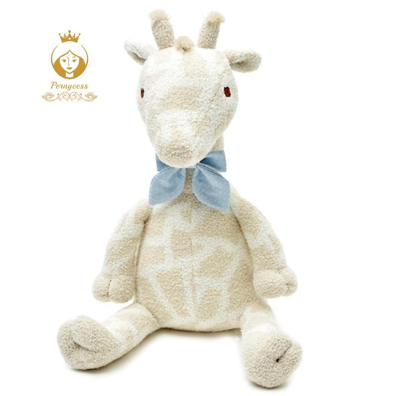 2019 Cute Giraffe Plush Toys Simulation Plush Stuffed Animal Toys