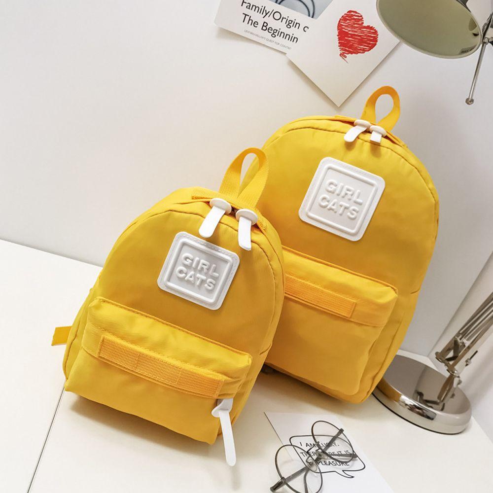 9db07b59cd1f Two Size Cute Canvas Shoulder Bag Harajuku School Bag Small Backpack Fresh  Mini Shoulder Female Travel Backpack For Teenager Laptop Rucksack Backpacks  For ...