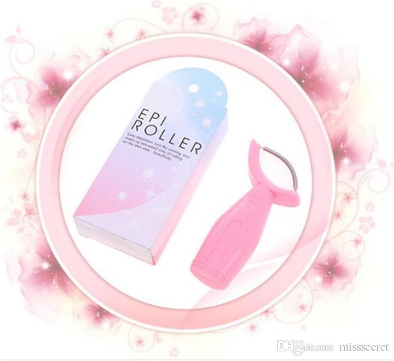 Facial Face Hair Remover Razor Epilator Tweezer Roller Women Face Health Epilator Smooth Bend Face Hair Removal
