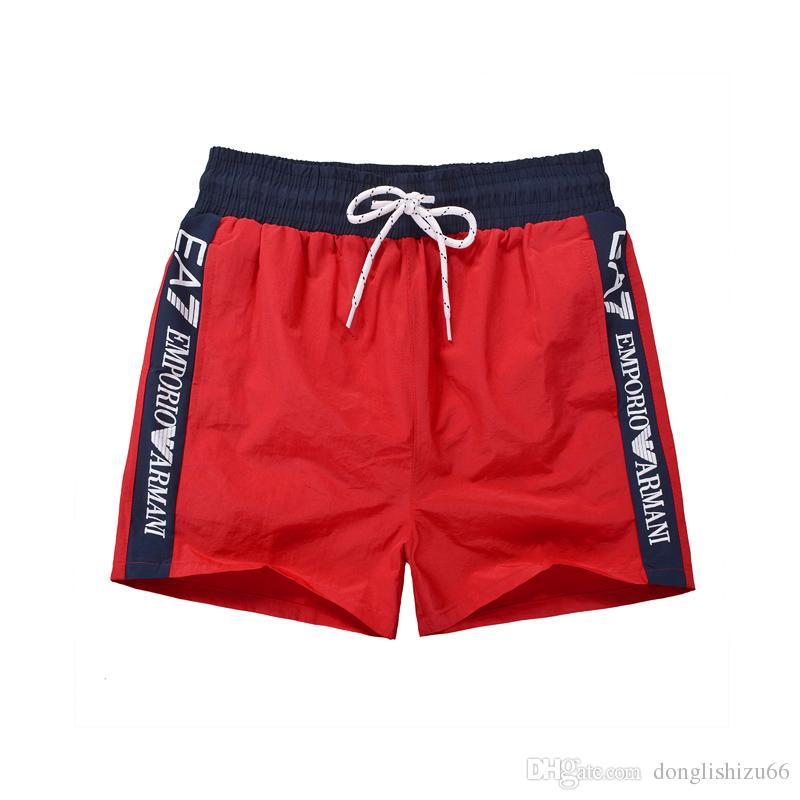 31d688c689660 2019 SALE 2018 New Board Shorts AAA Mens Summer Beach Shorts Pants High  Quality Swimwear Bermuda Male Letter Surf Life Men Swim Hot From  Donglishizu66, ...