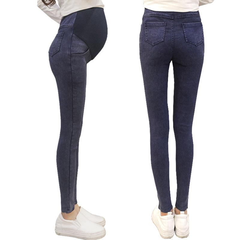 477ed96dd5877 Gravida Belly Pants Maternity Jeans Loose Waist Stretch Leggings For Pregnant  Women Clothes Pregnancy Abdominal Jeans Mother Pants Maternity Maternity  Pants ...