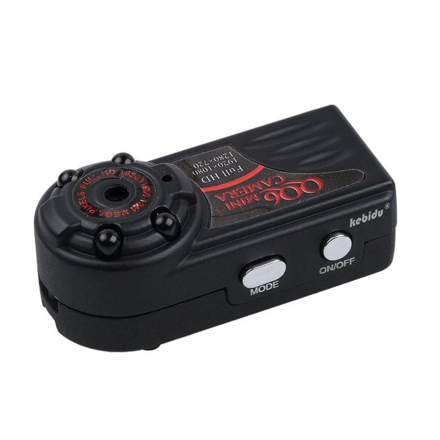 b425b57f03ae Compre Kebidu QQ6 1080P 720P Mini Cámara 12MP Visión Nocturna Por  Infrarrojos Full HD Deporte Digital Micro Motion Detección Camcordor  Recorder A  28.58 Del ...