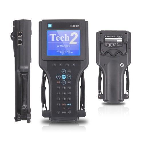 Para GM TECH2 escáner herramienta de diagnóstico conjunto completo para Vetronix gm tech 2 con candi interfaz gm tech2 con cartón