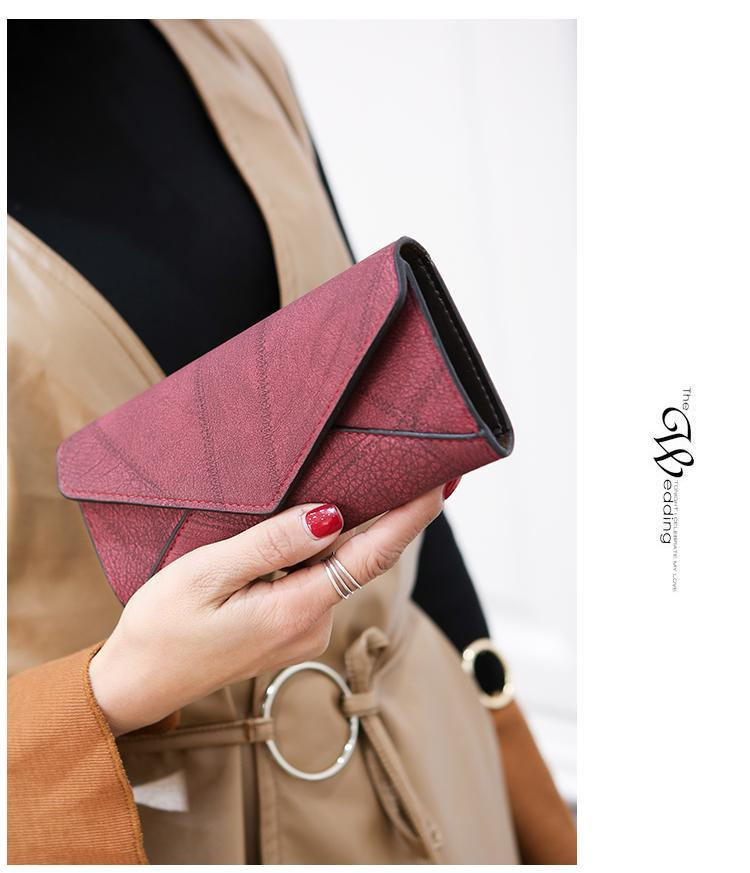 Brand designer Use Clutches Handbag Quality Clutch Nubuck Leather Purse Fashion Handbag Wallet Designer Wallets Famous Brand High Quality