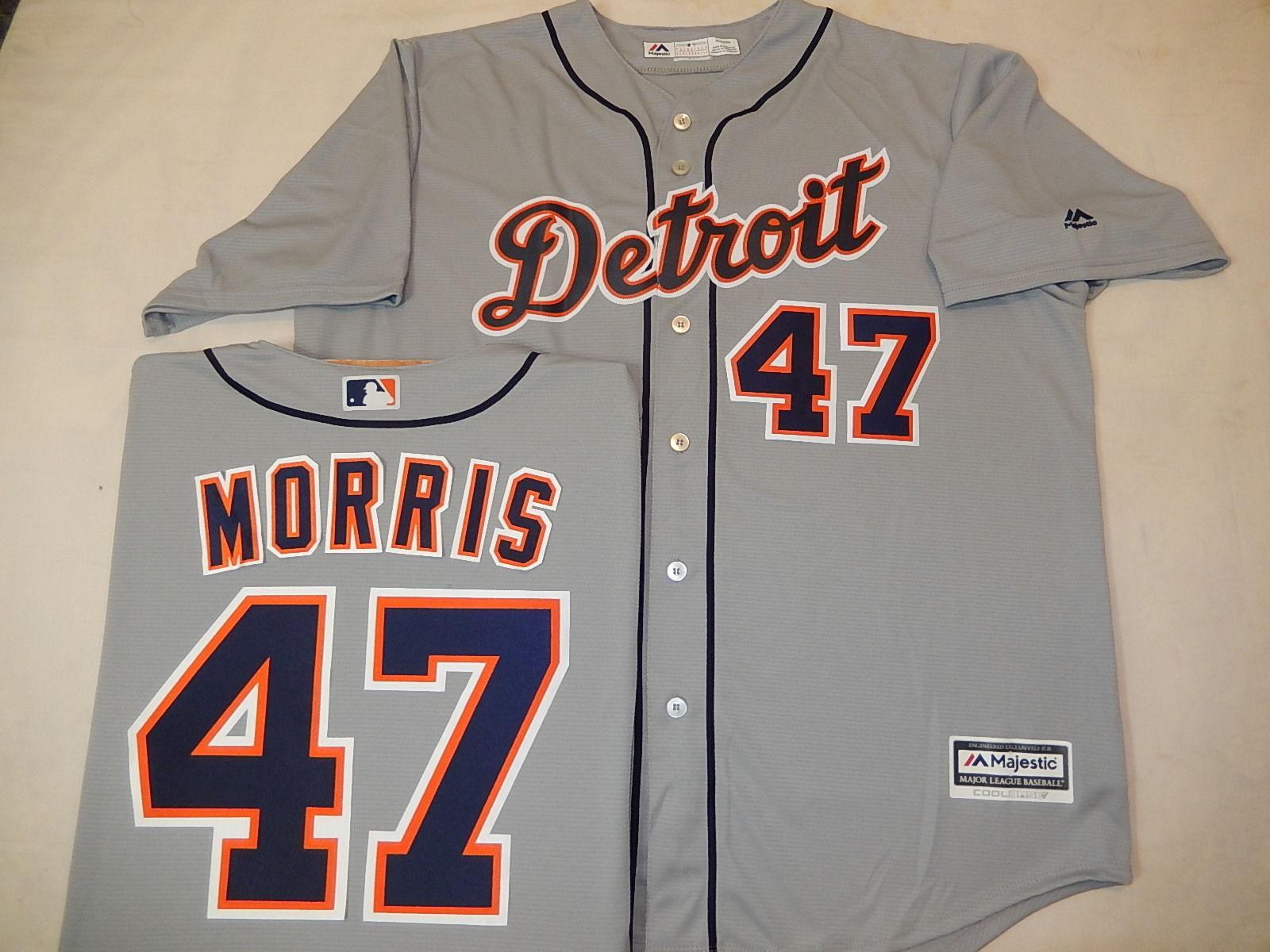 Compre Barato Personalizado Detroit Jack Morris Béisbol Cool Base Jersey  Gray Puntada Personalizar Cualquier Nombre De Número Hombres Mujeres Youth  Camiseta ... 1debd314f8750