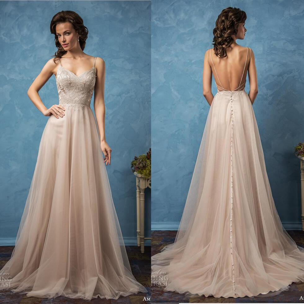 Unique Vestidos De Novia La Sposa 2015 Adornment - All Wedding ...