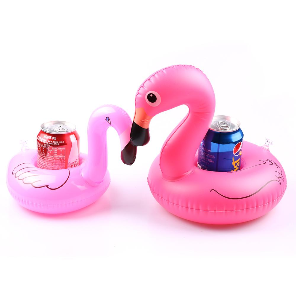 Charmant 2019 /Pair Inflatable Flamingo Cup Holder Swimming Pool Floating Party  Beach Drink Floats For Adults Swim Ring Drink Holder From Enhengha, $23.37  | DHgate.