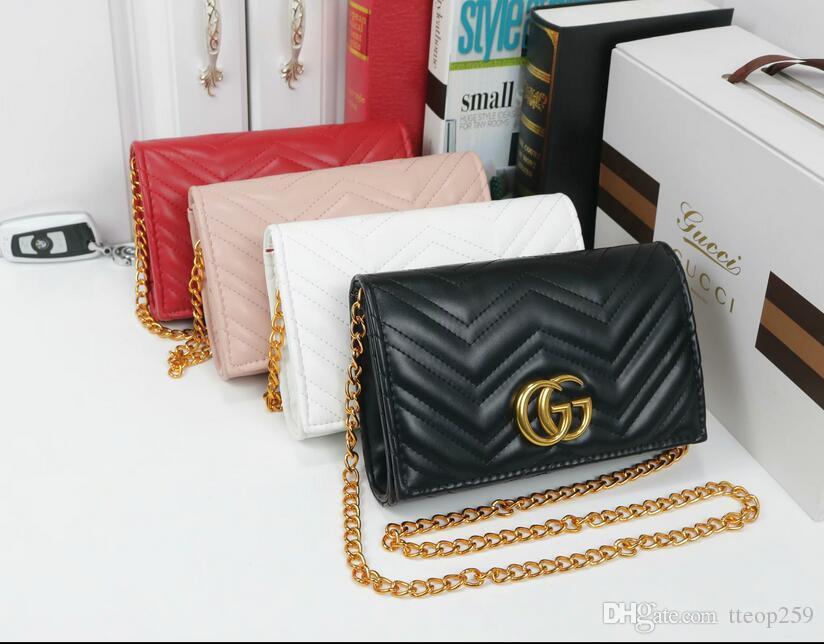 7a93f05d440 2018 High Quality Women Handbag Ladies Designer Designer Handbag High  Quality Lady Clutch Purse Retro Shoulder Bag
