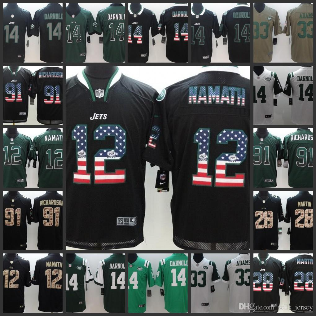 50% off new york jets football jersey a80c8 9e9ac