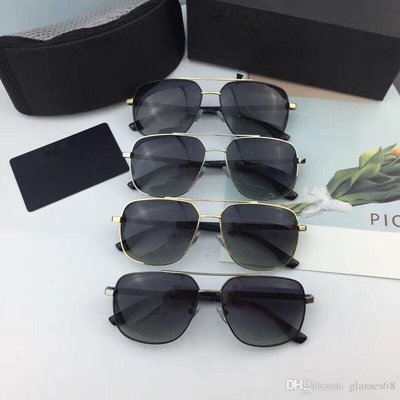 260467d956 Best Mens Luxury Designer Sun Glassescheap Polarized Gray Optional ...