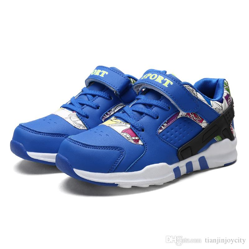 Sneakers Kinderschoenen.Running Children Shoes For Boys Sneakers Girls Shoes Kids Trainer