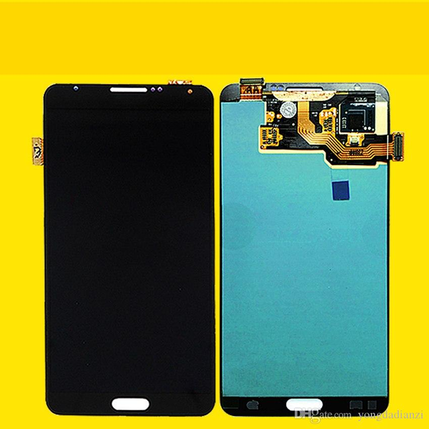 ORIGINAL 5.7'' SUPER AMOLED for SAMSUNG Galaxy Note3 Touch Screen Note 3 N9005 LCD Digitizer Assembly Replacement Parts