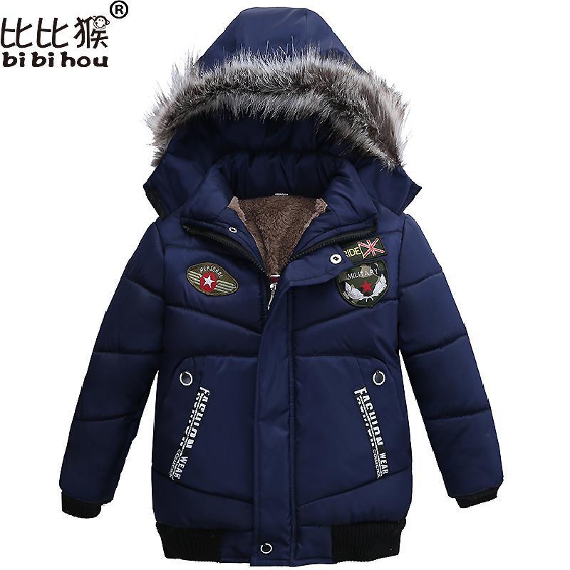 47042073d Hou Baby Coat Kids Warm Autumn Jackets Girls Outerwear Outerwear ...
