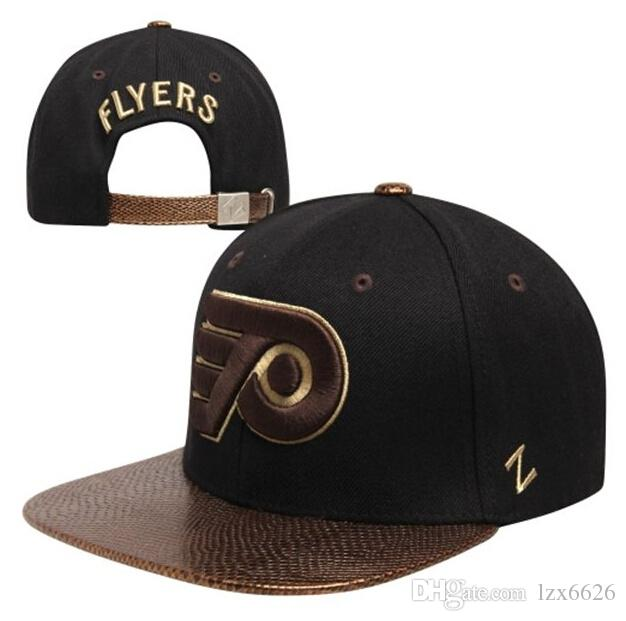 the latest 0304d e5824 ... low price mens vintage design zephyr philadelphia snapback hat logo  embroidery sport nhl adjustable hockey strapback