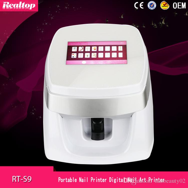 3d Art Nail Machine Digital Nail Art Printer Diy Nail Art Nail Art ...