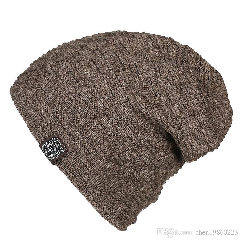 7803c6f0117 Autumn And Winter New Caps Korean Version of the Square Tiger Head ...