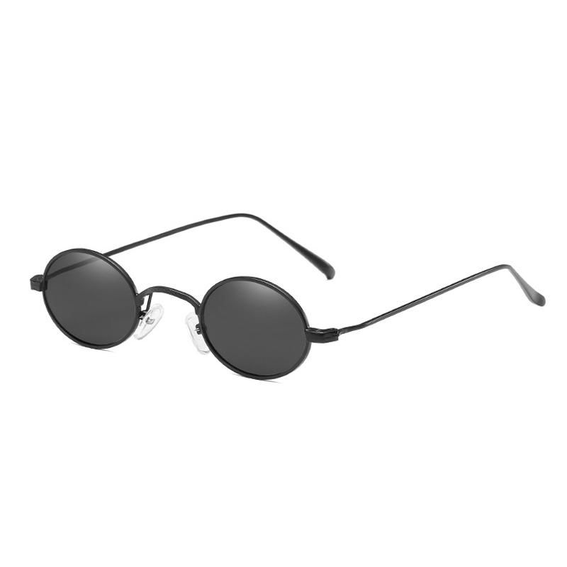 1a3034492d Latest Retro Small Oval Ladies Metal Sunglasses Egg Shape US And European  Style Women Best Gift VA29 Wiley X Sunglasses Mirror Sunglasses From  Cn110910768